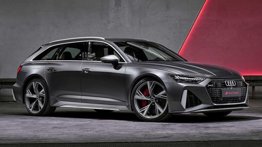 Most Expensive 2021 Audi RS6 Avant Costs $141,320