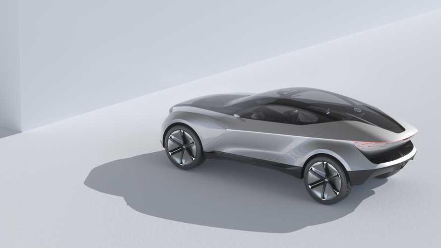 Kia Presents Its Future With The Futuron Electric SUV Concept