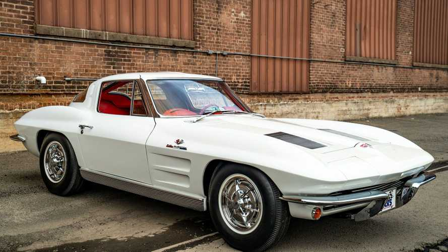 Behold An NCRS Top Flight 1963 Chevy Corvette ZO6
