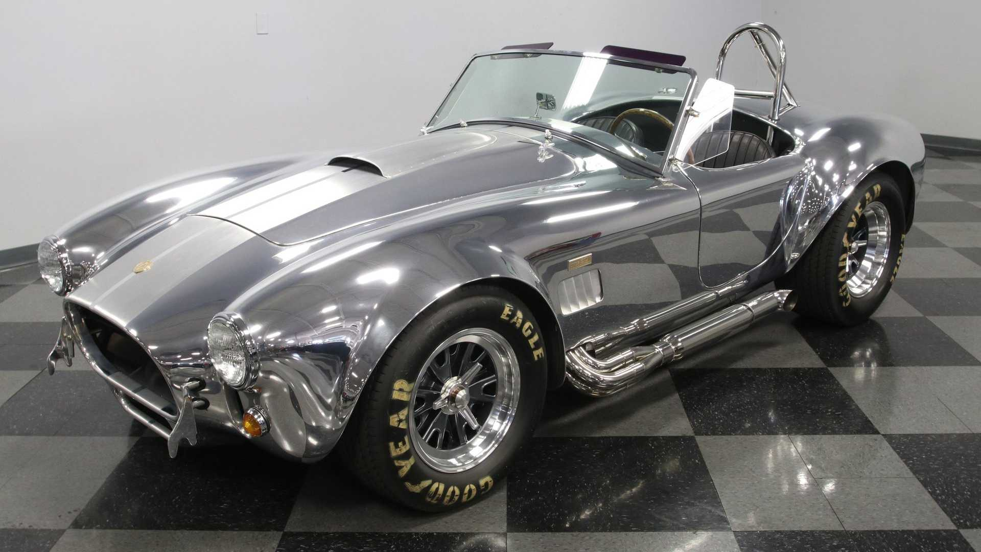 "[""1965 Shelby Cobra 50th Anniversary Edition""]"