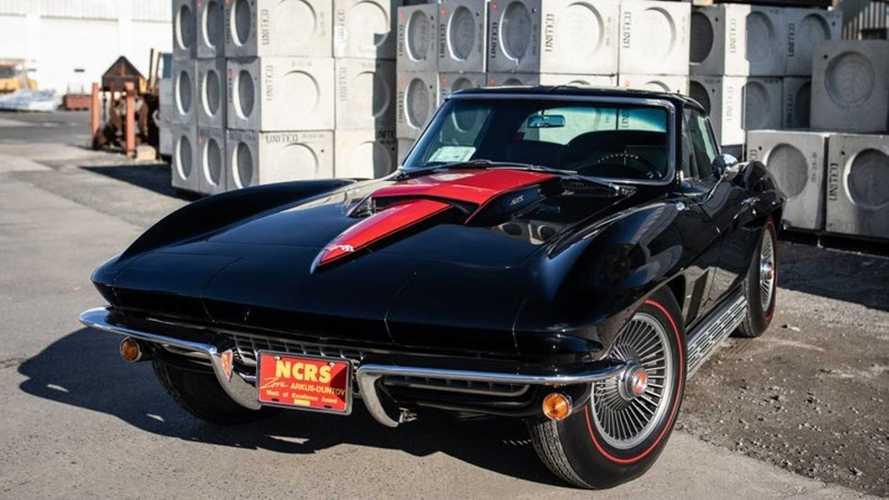 Own This Fully Restored, Award-Winning 1967 Chevy Corvette