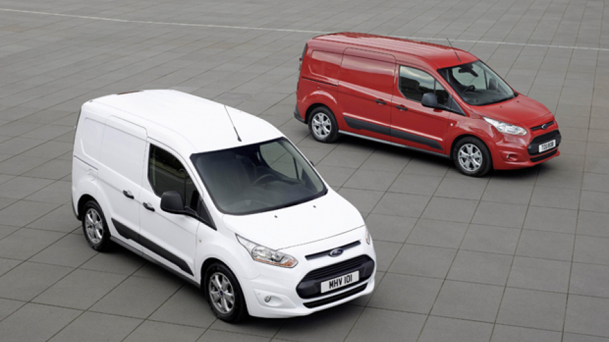 Ford Transit Connect, massima efficienza