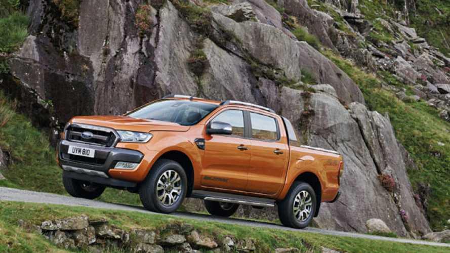 Ford Ranger, prezzi e dotazioni per l'Italia