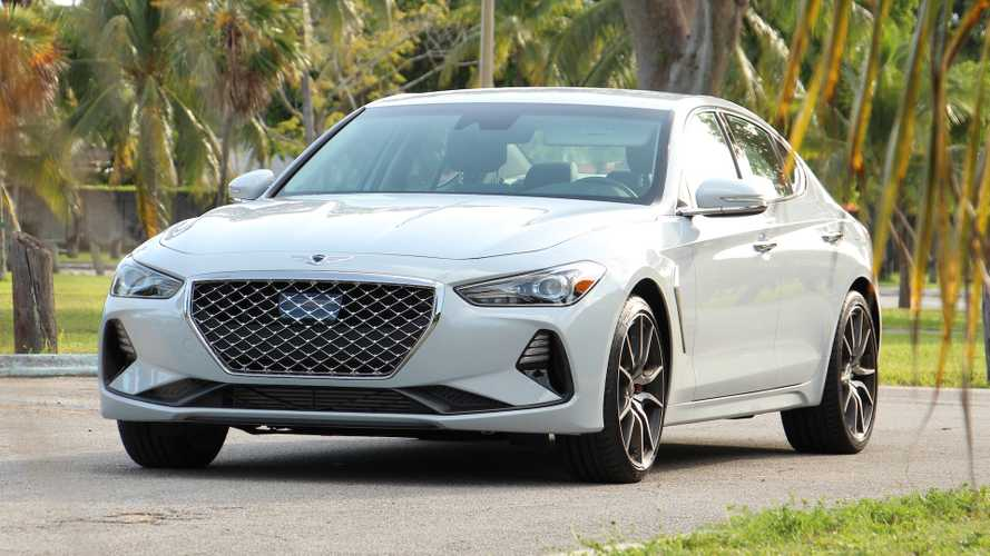 Genesis G70 Getting More Power With New 2.5-Liter Turbo Engine