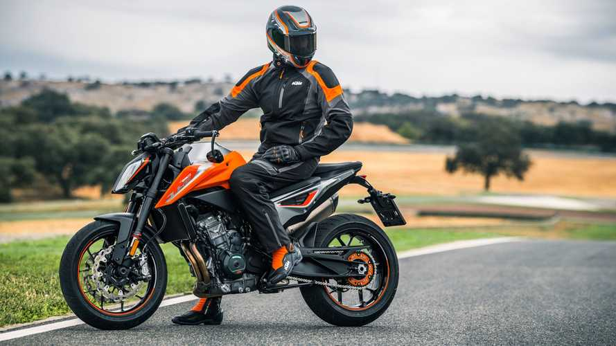 Worldwide KTM Sales Stay Strong For First Half Of 2019