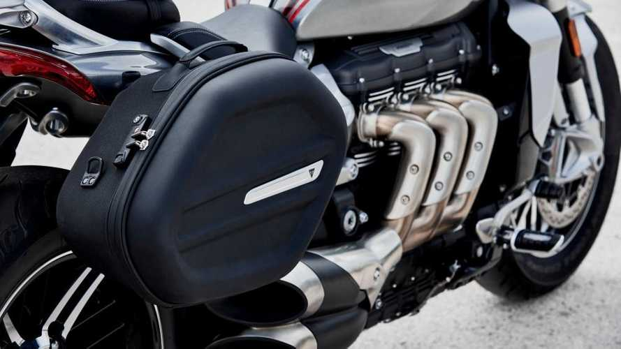 2020 Triumph Rocket 3 Highway Inspiration Kit