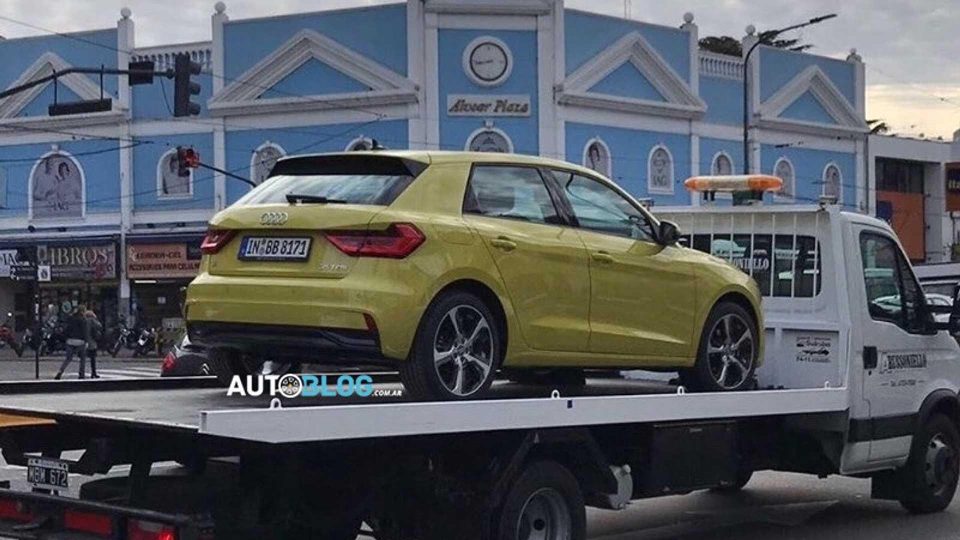 Inviável para o Brasil, novo Audi A1 já está na Argentina