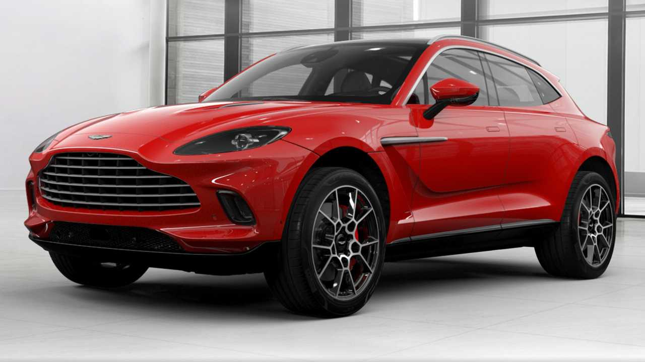 2021 Aston Martin DBX Configurator Is Up, Here's Our Posh ...