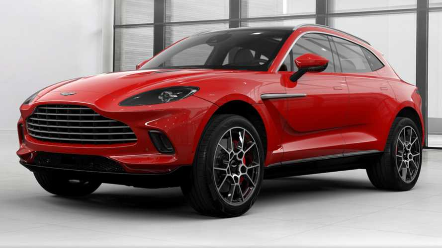 2021 Aston Martin DBX configurator is up, here's our posh SUV build