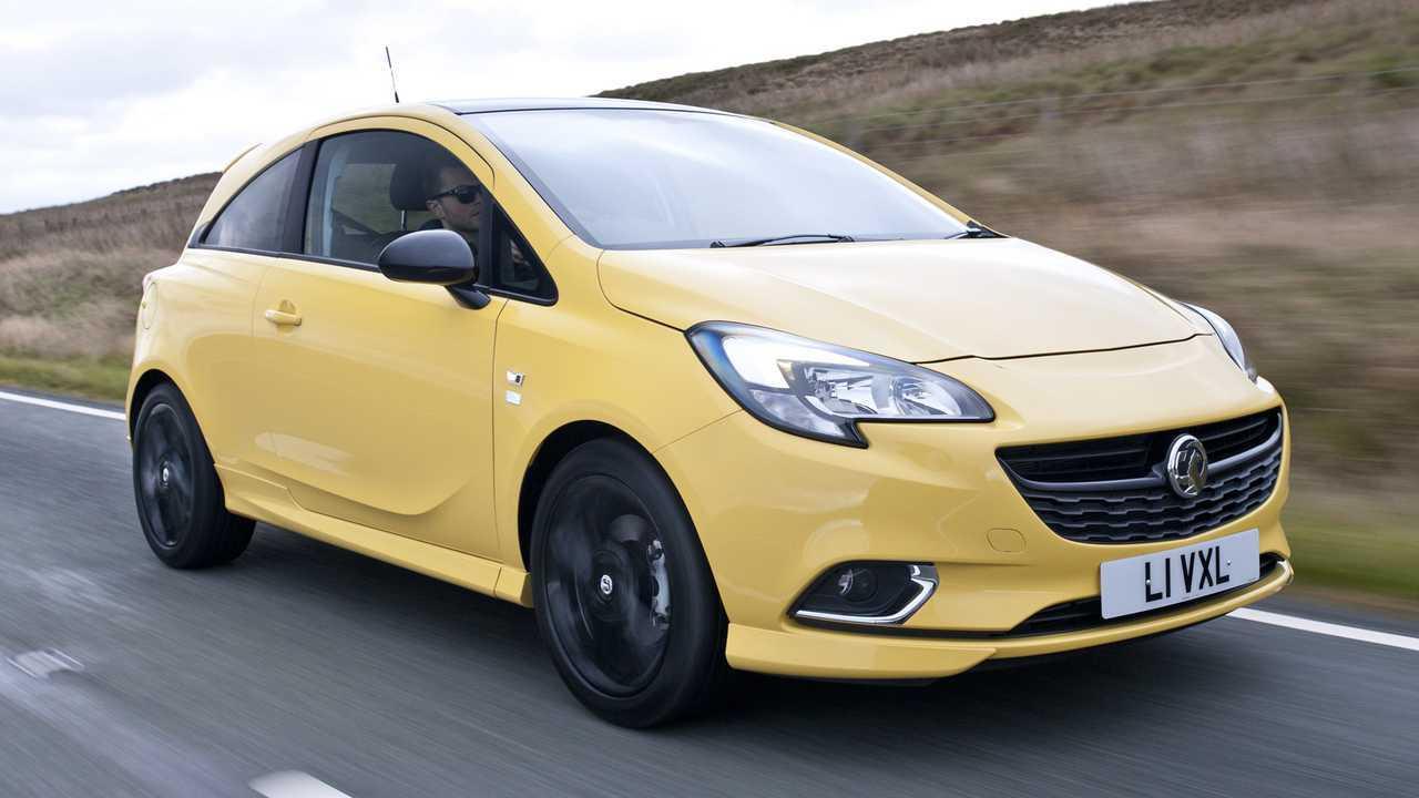 4. Vauxhall Corsa