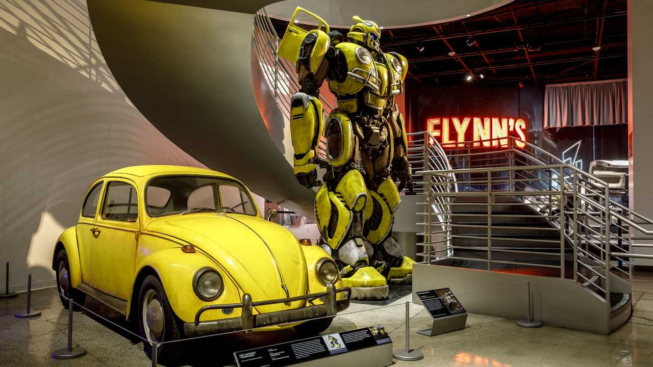 Petersen Museum Extends Hollywood Dream Machines Exhibit Through May 2020