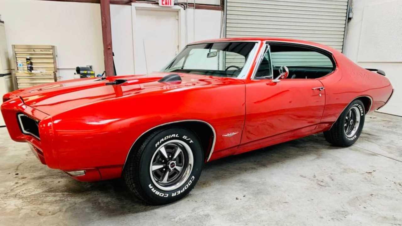 1968 Pontiac GTO Priced To Sell
