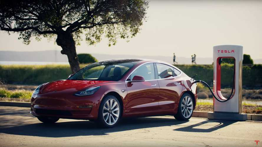 Tesla Model 3 SR+ To Supercharge At Up To 170 kW After Update