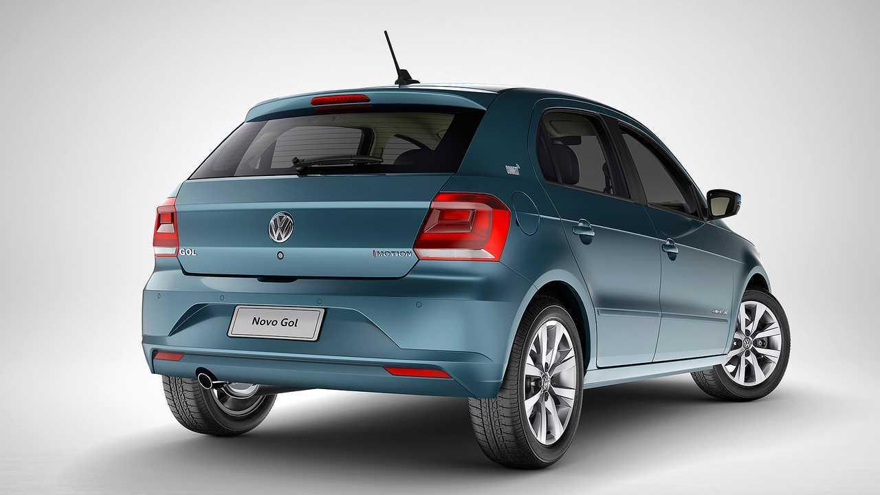 Top 10 VW Auslandsmodelle: VW Gol