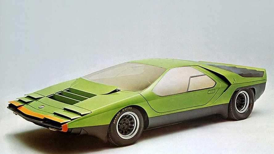 Prototipos olvidados: Bertone Carabo (1968)