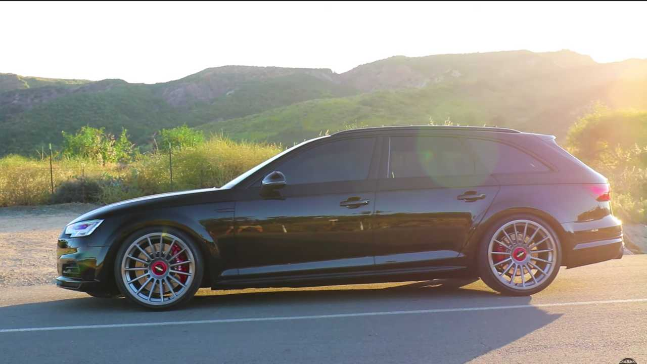 Audi A4 Allroad With S4 Engine Could Be America S Coolest Wagon