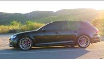 Audi S4 Allroad Conversion