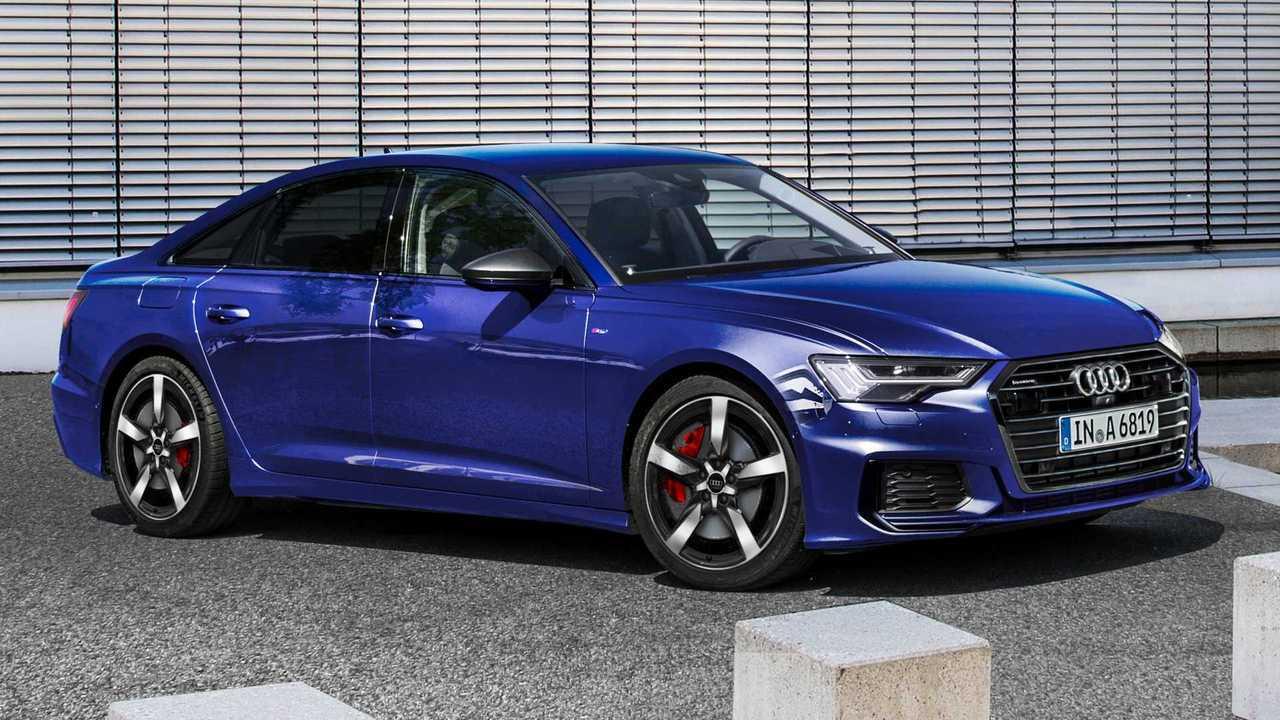 Audi A6 50 TFSI e und 55 TFSI e