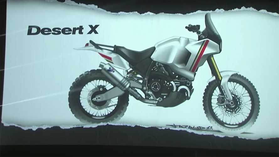 Ducati Will Bring Desert X And Motard Scrambler Concepts To EICMA