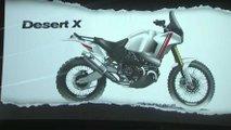 ducati desert motard scrambler concepts eicma