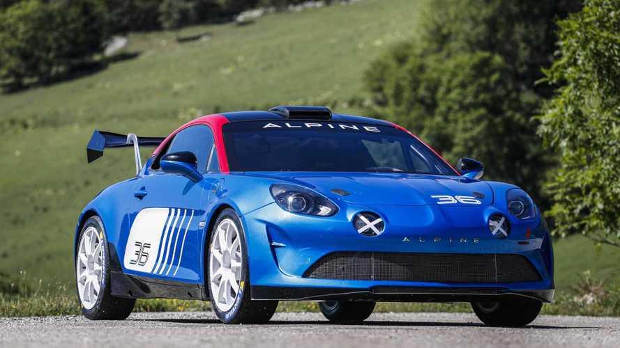 L'Alpine A110 Rally officiellement présentée !