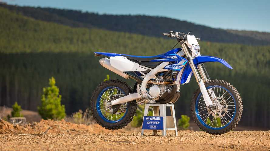 Yamaha Launches All-New 2020 WR250F Enduro