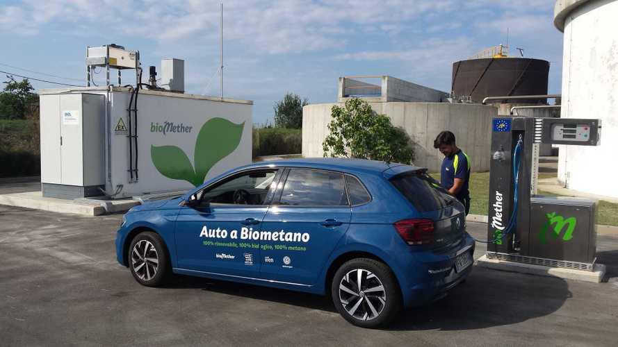 Il Gruppo Volkswagen dice addio al metano (ma non subito)