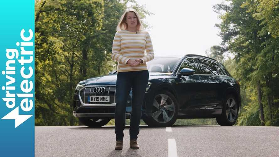 DrivingElectric Not Impressed By Audi E-Tron Quattro