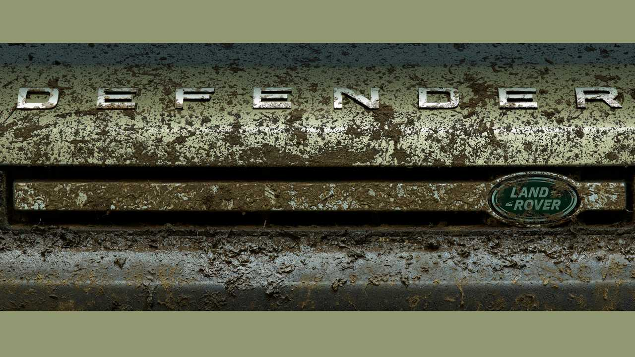 2020 Land Rover Defender teaser