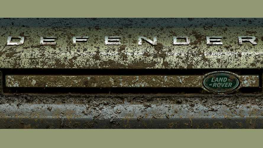 2020 Land Rover Defender teaser announces 10 September reveal