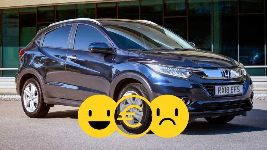 Promozione Honda HR-V, perché conviene e perché no