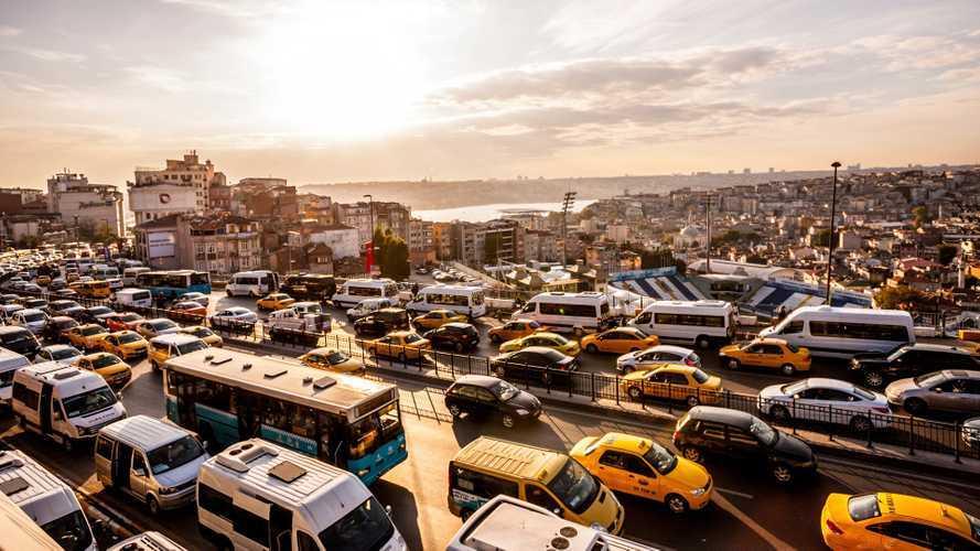 İnfografik: Volt Lines'tan İstanbul'da Toplu Taşıma Araştırması