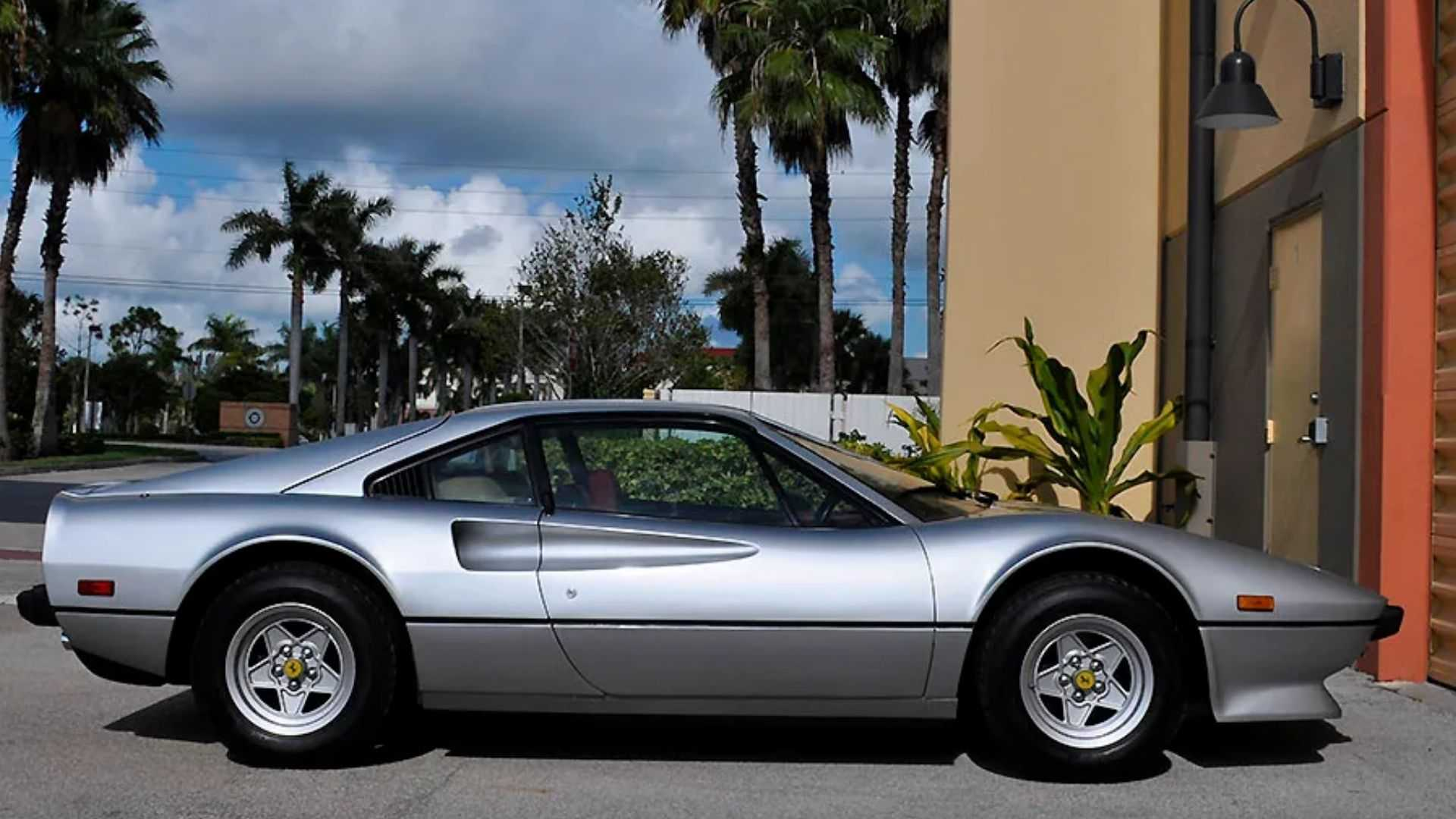 "[""Pass Or Grab This 1980 Ferrari 308 GTBI For $81.9K?""]"