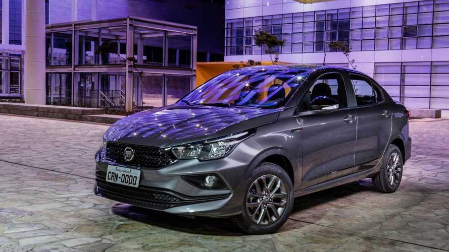 Fiat Cronos lidera vendas na Argentina pela 1ª vez em setembro