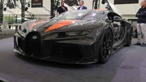 bugatti chiron super sport 300 1600cv