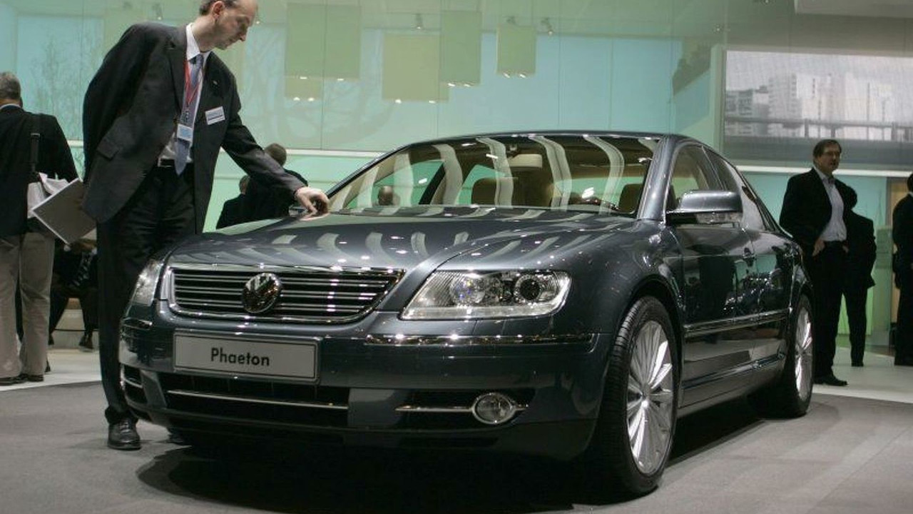 Looking Back At The 120 000 Vw Phaeton