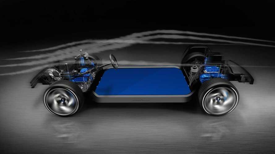 Svelato il nuovo pianale delle Automobili Pininfarina elettriche