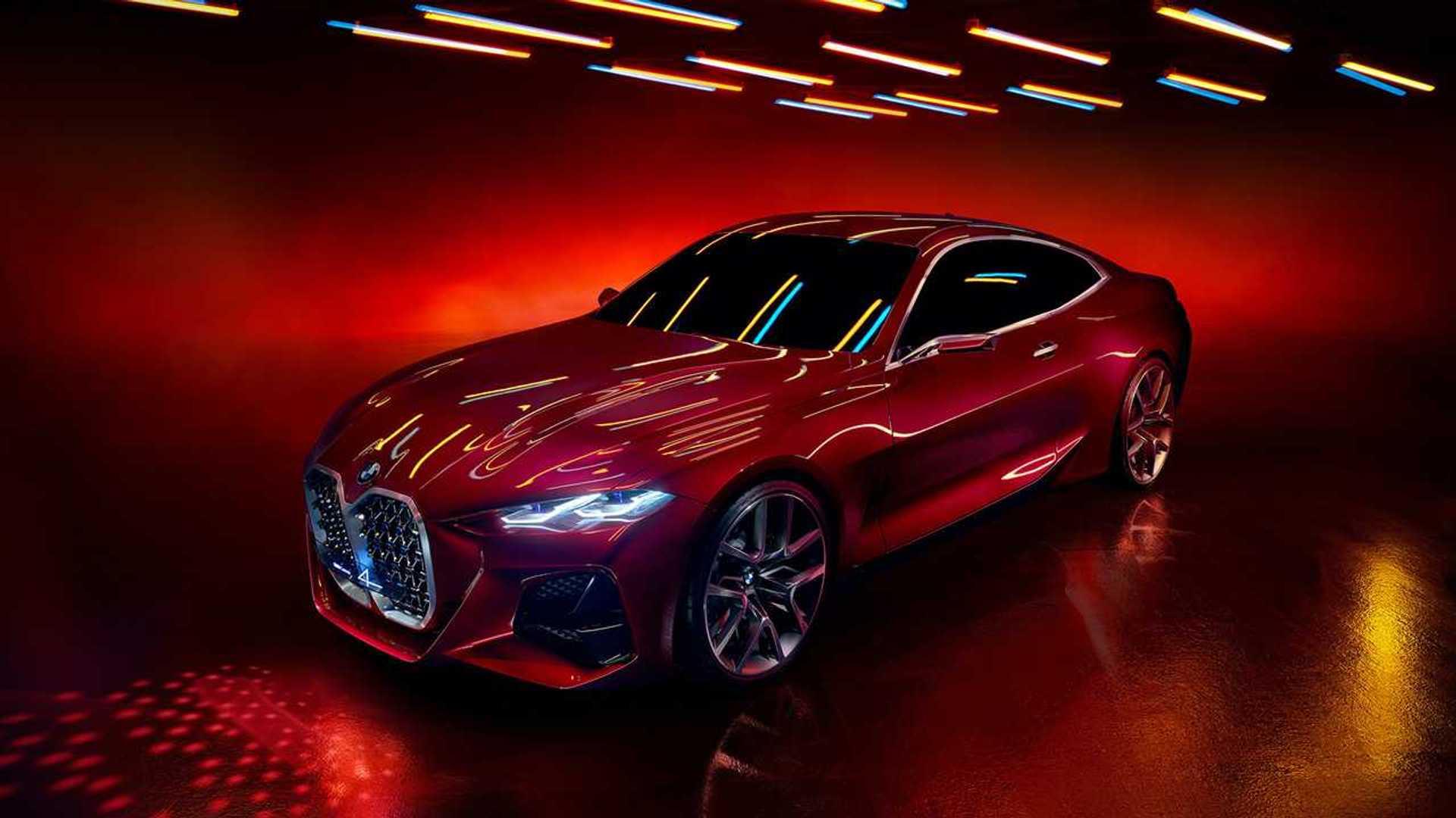 BMW explique et défend le style du Concept 4
