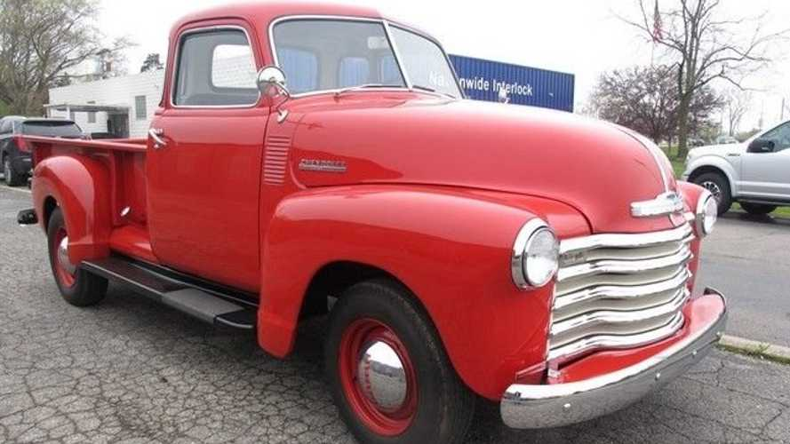 Just $33,000 To Own The Perfect Chevrolet Truck