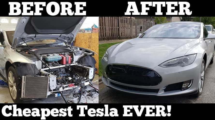 Want A Super Cheap Tesla? These Guys Prove The Impossible Is Possible