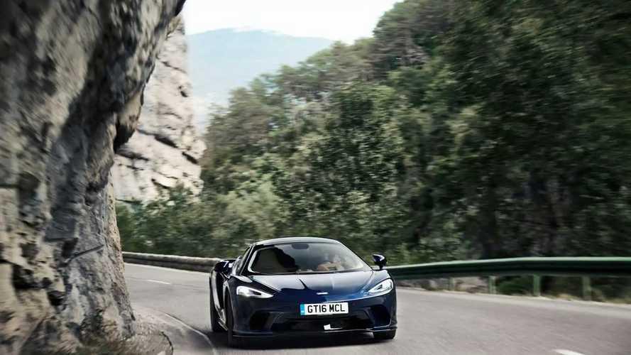 2020 McLaren GT: First Drive