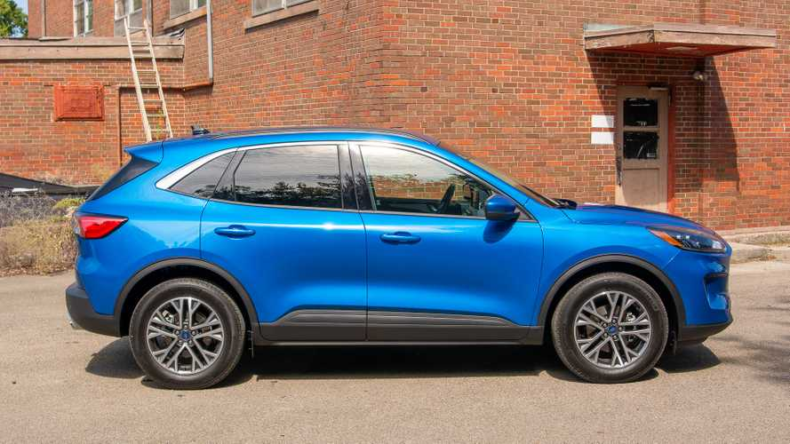 Three-Row Ford Escape Coming, But There's A Catch
