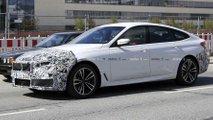 Makyajlı BMW 6 Series GT casus fotoğraflar