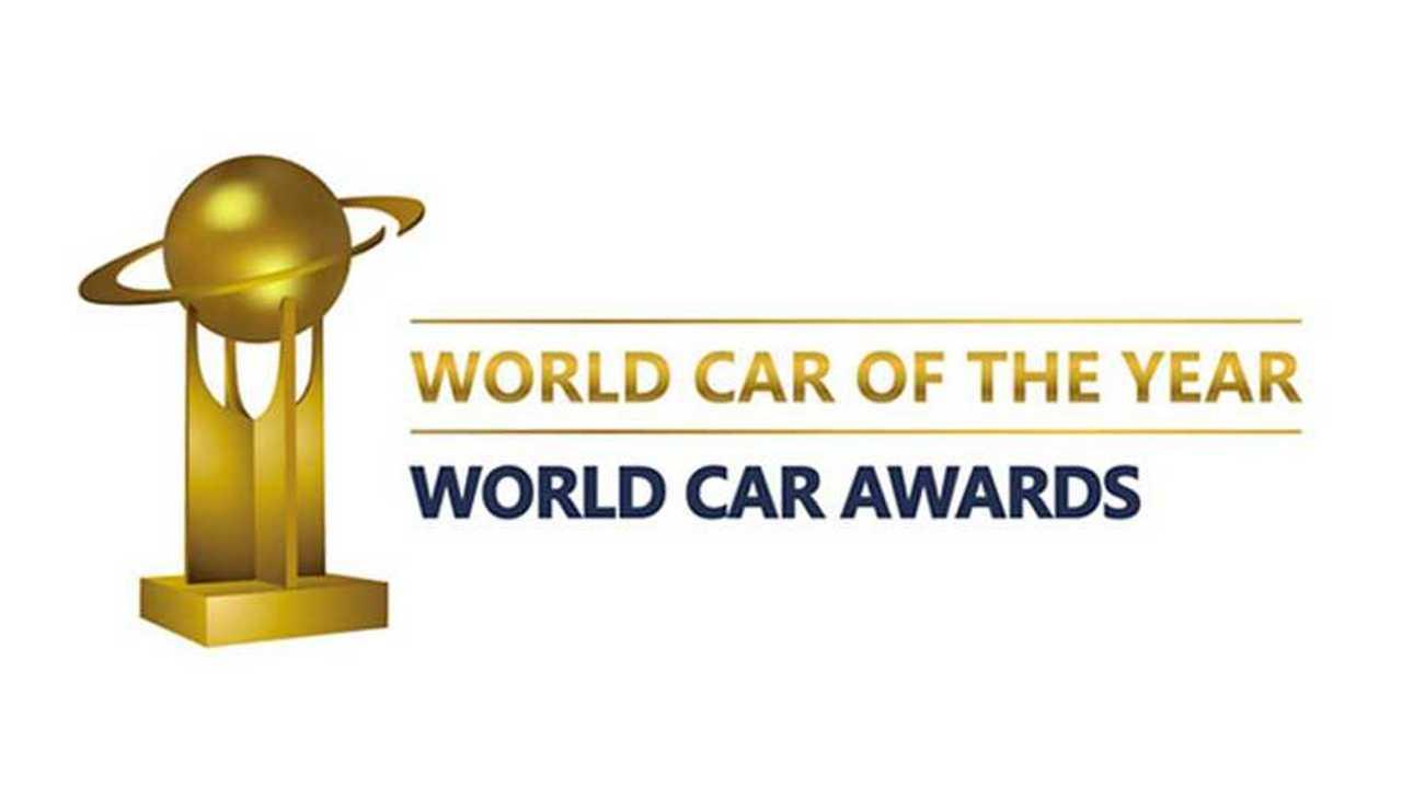 World Car of The Year Logosu (Dünyada Yılın Otomobili Ödülleri)