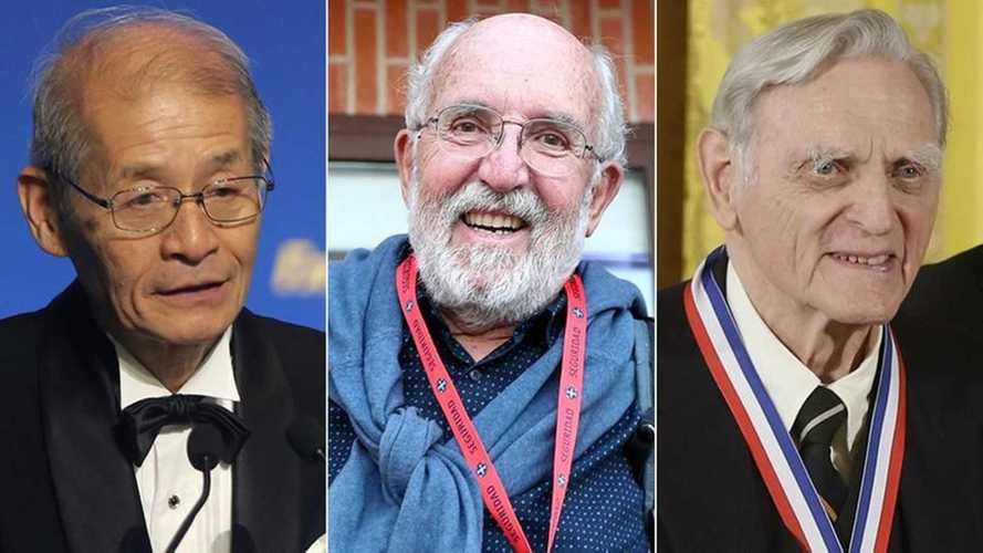 Nobel per la Chimica agli inventori delle batterie agli ioni di litio