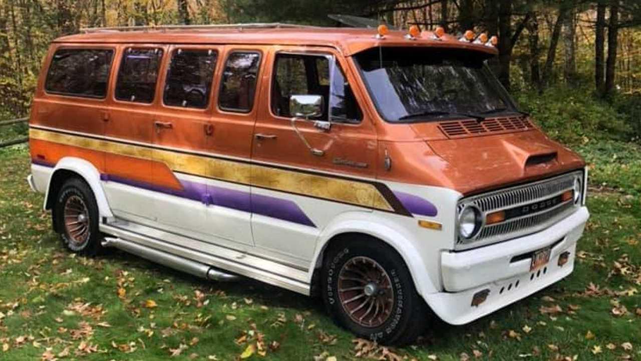 1973 Dodge Ram Van B250 For Sale