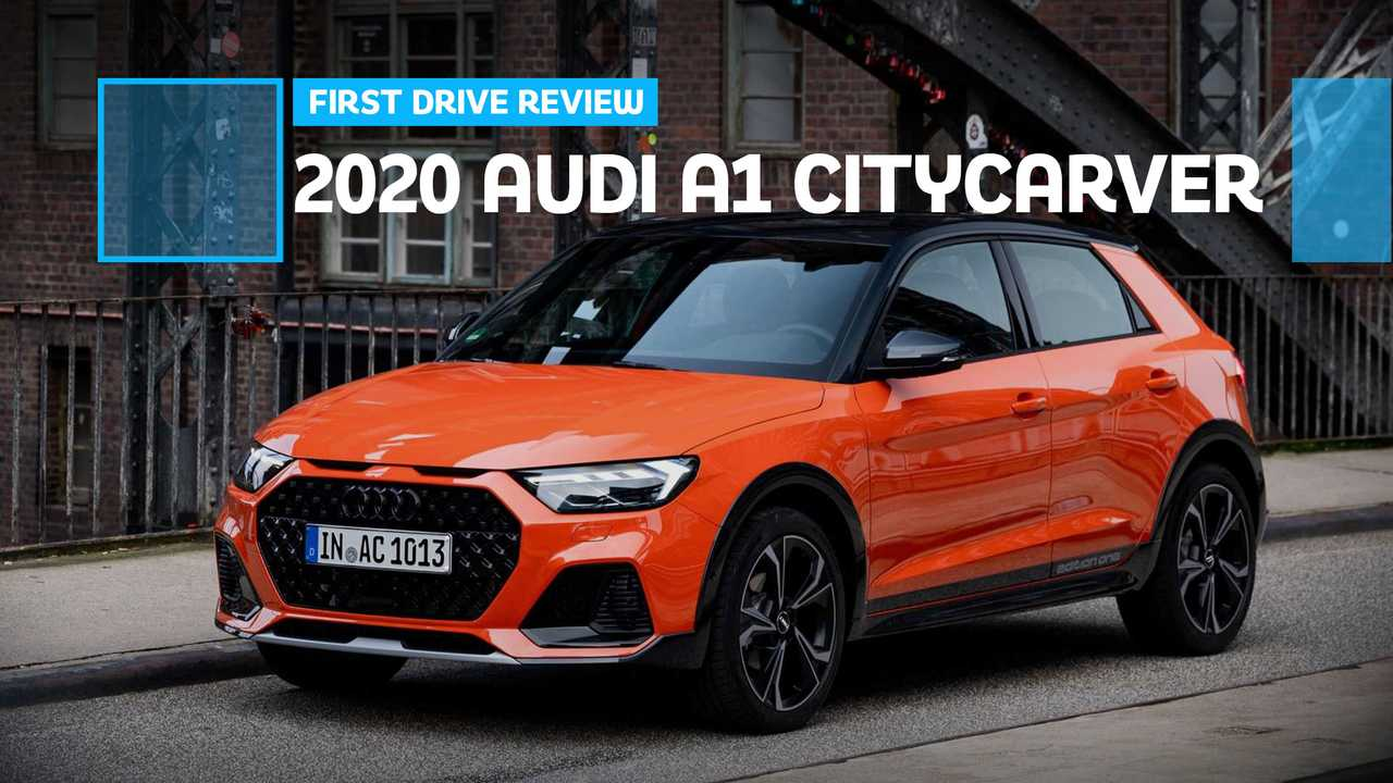 Audi A1 Usa >> 2020 Audi A1 Citycarver First Drive: High Ride, Small Size