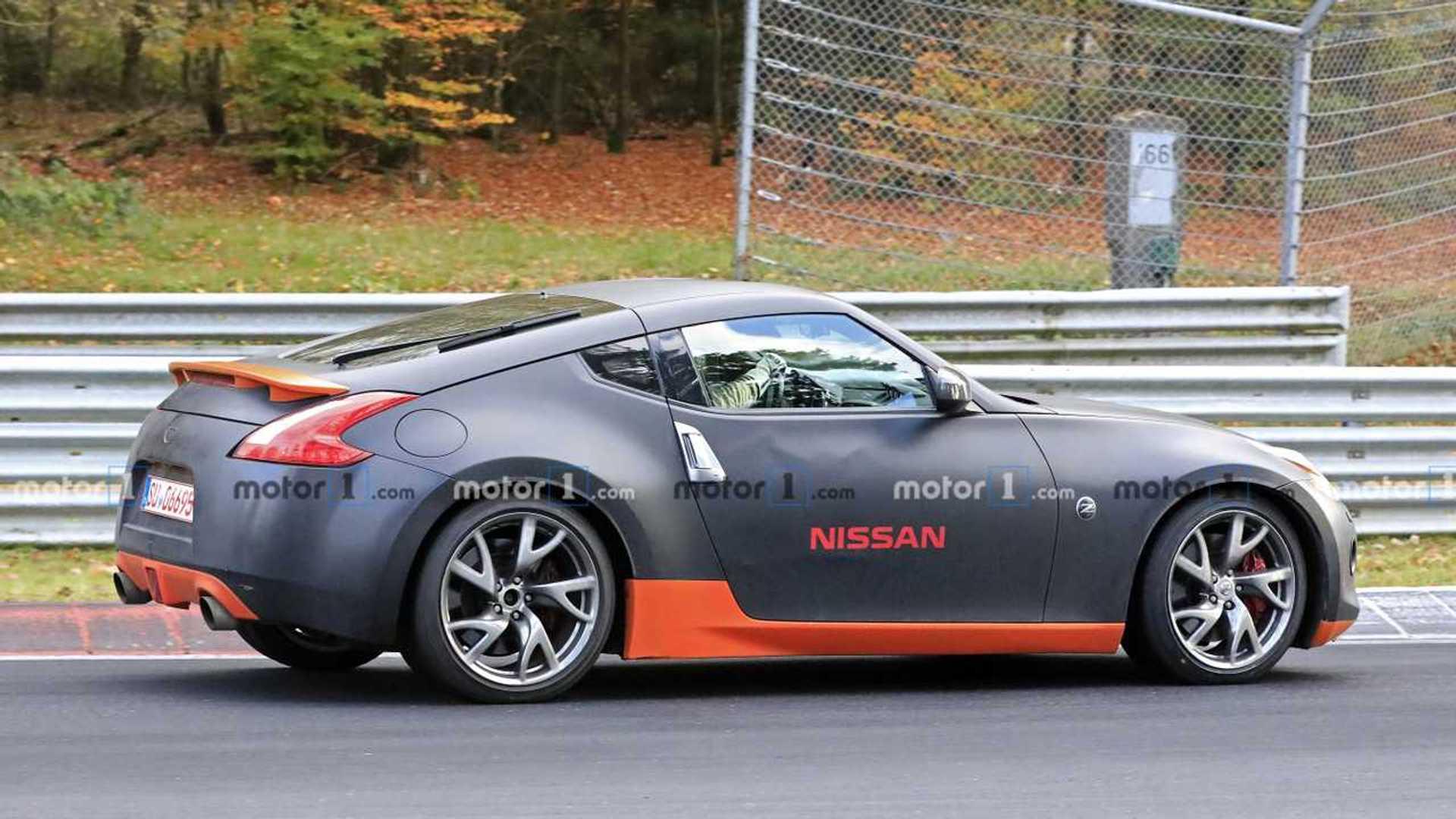 Nissan 370Z successor to get retro design, 3.0 V6, and a manual