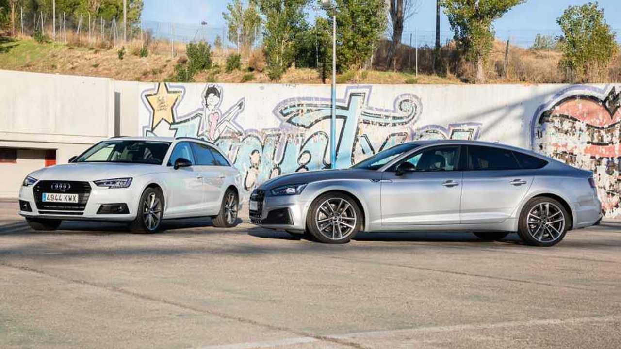 Prueba Audi A5 Sportback g-tron y Audi A4 Avant g-tron