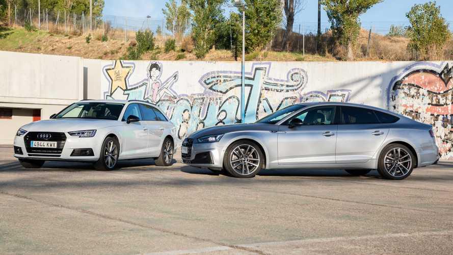 Audi A5 Sportback y A4 Avant g-tron, probamos las apuestas de GNC